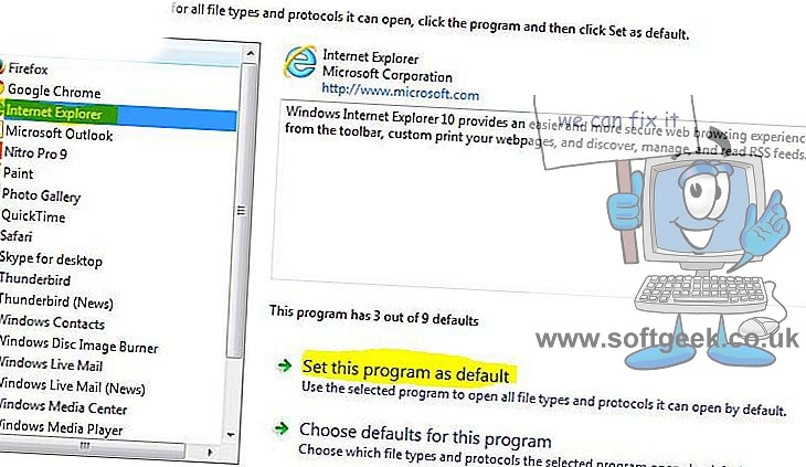 How To Fix Links Not Opening In Windows Live Mail
